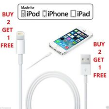 Apple Charging Cable Lead - White