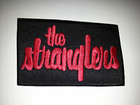 The Stranglers Sew or Iron On Patch