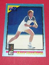 ATP TOUR CARD TENNIS 1995 MARK WOODFORDE AUSTRALIA PANINI CARDS