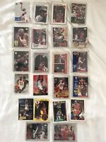 Incredible Michael Jordan 32-card Lot, Holo, with a complete set!