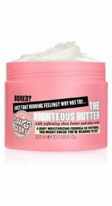 BRAND NEW Soap & Glory The Righteous BODY BUTTER 300ml Creamy Smoothing DRY SKIN