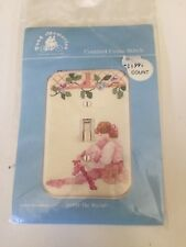 Fond Memories The Recital Ballet Counted Cross Stitch Switchplate Kit NEW S1400