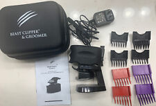 Skull Shaver Beast Clipper & Groomer Bundle Will Not Charge Needs Battery