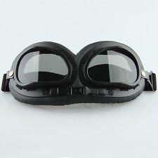 Motorcycle Retro Vintage Aviator Pilot Bikes Racing Sport Goggles Glasses