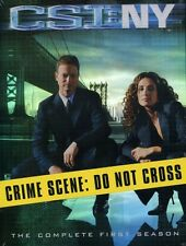 CSI: NY - The First Season [7 Discs] (2005, REGION 1 DVD New)
