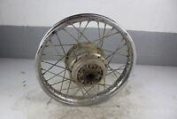 1974 Yamaha Dt250 Rear Back Wheel Rim