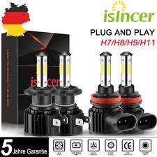 H7 H8 H9 H11 280W Canbus LED Scheinwerfer Kit Fern-/ Abblendlicht 26000LM 6000K