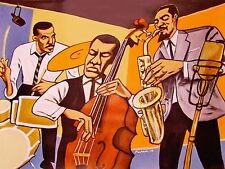 ERIC DOLPHY PAINTING jazz alto sax mingus bass danny richmond drums town hall cd