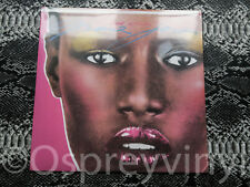 "Grace Jones I Need a Man! Sealed 12"" vinyl 180g RSD Mis-print sleeve"