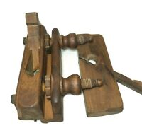 Joh Weiss Sohn Wien skew cutter blade wood plow plane Austria antique tools