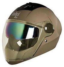 Steelbird Air SBA-2 Full Face Motorcycle Helmet Safe Stylish Desert Storm S2u