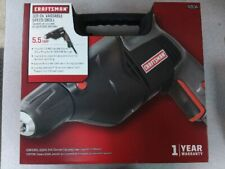 "Craftsman 3/8"" 5.5 Amp Corded Variable Speed Drill 10114 Brand New!!"