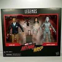 Marvel legends x-con luis & ghost 2-pack action figures