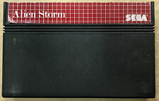 Alien Storm Cartridge Only (Sega Master System, 1990)