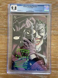 Batman The Killing Joke CGC 9.8