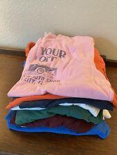 Hollister Aeropostale Abercrombie American Eagle T-shirts Lot Of 8