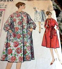 *LOVELY VTG 1960s ROBE Sewing Pattern 18/38