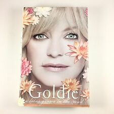 Goldie Hawn A Lotus Grows In The Mud Hardcover Biography 2005 1st Edition