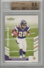 2007 Score Adrian Peterson Minnesota Vikings #341 Football Card