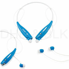Auriculares azul Universal para teléfonos móviles y PDAs