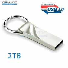 2TB 1TB USB Flash Drive High-Speed Data Storage Stick Store Movies Pictures