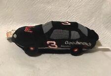 NASCAR BEANIE RACERS GOODWRENCH 1998 Series Dale Earnhardt Sr. #3 Bean Bag Car