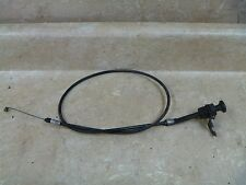 Honda 400 CB HAWK CB400-T CB 400 T Used Chock Lever Cable  1979 HB84