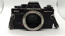 +Vintage PRAKTICA BC1 Electron Film Camera Body Made Germany Kamera!PLEASE READ!