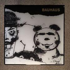 BAUHAUS Mask Coaster Ceramic Tile