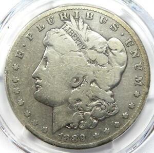 1889-CC Morgan Silver Dollar $1 Carson City Coin - Certified PCGS VG Details