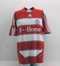 Matchworn Fußball-Trikots vom FC Bayern München in Größe XL
