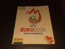 COMPLETE ALBUM UEFA EURO 2008 PANINI