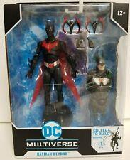 "McFarlane DC Multiverse Batman Beyond 7"" Action Figure Target Exclusive"