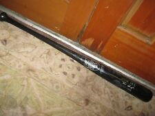 Brian Hunter Louisville Slugger Game Used Baseball Bat