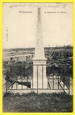 cpa Rare 62 WIMEREUX Le MONUMENT du BALLON Aéronautes de BOULOGNE tombés en 1785