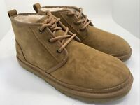 Ugg Neumel Chestnut Boots Men Size 8 (BB255)