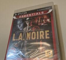 L. A. Noire PS3-Nuevo Y Sellado-FREE UK POST!