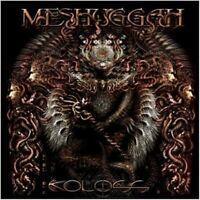 MESHUGGAH koloss (CD, Album) Thrash, Death Metal, Progressive Metal, Avantgarde,
