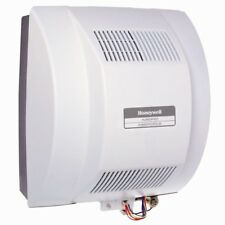 Honeywell Powered Flow-Through Whole House Humidifier Mounts Central HVAC System