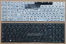 NEW for Samsung NP365E5C NP550P5C Keyboard French Français Claiver No Frame