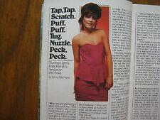 1985 TV Guide(LUCIE ARNAZ/LISA EILBACHER/HOLLAND TAYLOR/KRISTI FERRELL/ME & MOM)