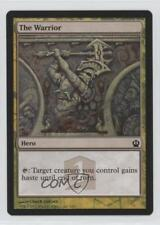 2013 Magic: Gathering - Theros #T1D Token The Warrior Hero Redemption Card 2k3