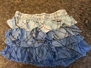 JUSTICE GIRLS Skirt with built in short Size 16