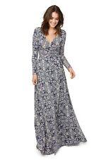 Rachel Pally Harlow Maxi Wrap Dress Sz S 'Stargazer Prismatic' Print NWT