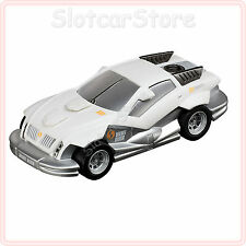 "Carrera GO 61228 CarForce ""Secret Silver"" (mit Licht) 1:43 Slotcar Auto GO Plus"