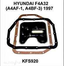 Auto Transmission Filter Kit Fits: HYUNDAI GETZ G4ED MPFI TB 05-11  (A4BF3 t