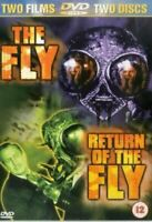 The Fly/Return Of The Fly [DVD][Region 2]