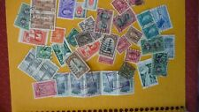 Small lot of Old Canadian stamps
