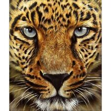 Full Drill Leopard Tiger 5D Diamond Painting Kits Art Diy Embroidery Decor Gifts