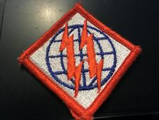 Us Army 2nd Signal Brigade Embroidered Uniform Patch